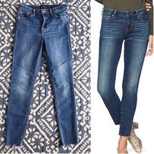 Lucky Bridgette High Waist ankle crop jeans 28/6